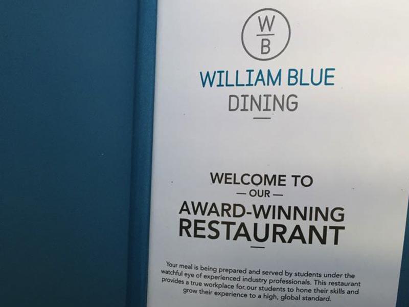 William Blue Dining